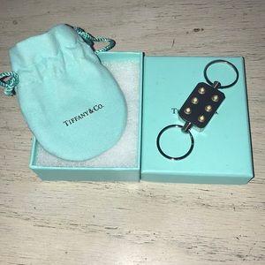 Paloma Picasso Valet Tiffany Key Ring